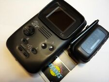 NEC PC ENGINE GT(turbografx16) CONSOLE and Game set/ Work fine and Loud Audio-W-