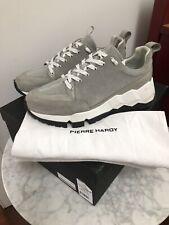 Pierre Hardy Leather Street Life Sneakers Sz. 44