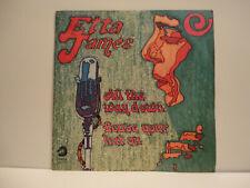"7"" ITALY - ETTA JAMES - ""ALL THE WAY DOWN"" - FUNK SOUL - 1973 - NEAT MINT!"