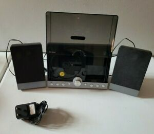 Goodmans CD Micro System with Ipod / Phone Dock & CD Player + 2 Speakers - 1468L