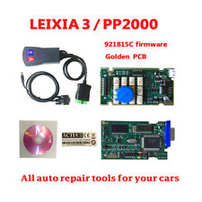 PP2000 Lexia 3 V48 Lexia3 Newest Diagbox V25 Citr-oen/Peugeot Diagnostic Scanner