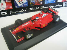 1:18 Ferrari F300 M.Schumacher 1998 rebuilt Full tabacco Minichamps in showcase