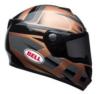 original Bell Motorrad Integral Helm SRT Predator schwarz/bronze Gr. XL