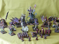 WARHAMMER / AOS WELL PAINTED LEGIONS OF NAGASH ARMY - MANY UNITS TO CHOOSE FROM