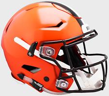 CLEVELAND BROWNS NFL Riddell SpeedFlex Football Helmet w/ FREE Oakley Visor