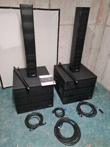 Nova Euphoria 600 plus Line Array PA System DSP - aktiv 3200 Watt