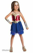 Rubie's Official DC Comics Warner Bros Dawn of Justice Wonder Woman Child Costum