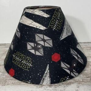 Star Wars The Force Awakens Fabric Handmade Lampshade