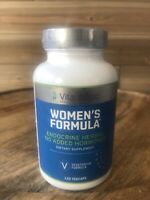 VitaLogic Women's Formula Endocrine Herbal Supplement - 120 Caps Exp 05/22
