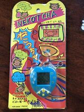 Nekotcha Virtual Pet Sealed On Blister pack Nos Japan