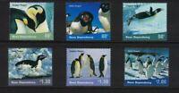 NZ118) Ross Dependency 2001 Penguins MUH
