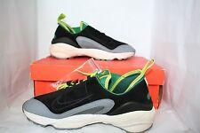 Nike Air Footscape Sample Black Gray Green Neon Size 9 Supreme deadstock