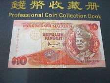 RM10 AHMAD DON SIGNATURE - PREFIX NO WT 8591670 (GVF)