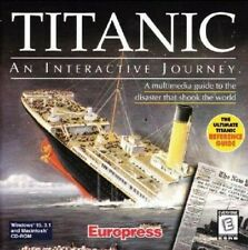 TITANIC AN INTERACTIVE JOURNEY +1Clk Windows 10 8 7 Vista XP Install