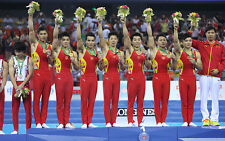 2014 Worlds: Men's Team Final, Gymnastics BLURAY -Uchimura/Mikulak/Whitlock