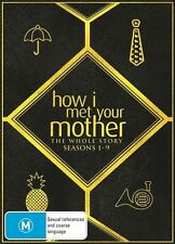 How I Met Your Mother Box Set M Rated DVDs & Blu-ray Discs