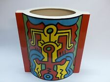 Villeroy & Boch Keith Haring oggetto SOHO SCULPTURE VASO NUOVO + OVP