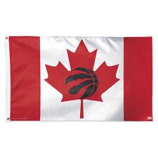 Toronto Raptors Canada Flag Large Flag 4d0037019