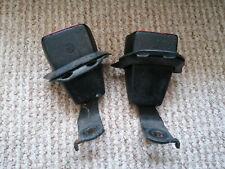 bmw e36 323 4door saloon rear seatbelt buckles