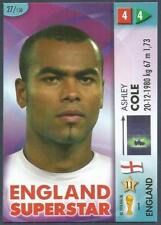 PANINI FIFA WORLD CUP-GOAAL 2006- #027-ENGLAND-ASHLEY COLE