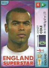 PANINI FIFA WORLD CUP-GOAAL 2006- #027-ENGLAND-ASHLEY COLE