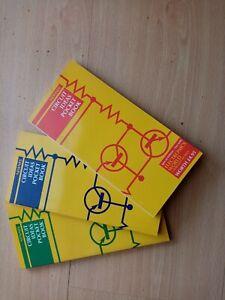 Set of 3 Newnes Circuit Ideas Pocket Books, Electronics World & Wireless World