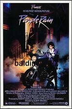 PRINCE - PURPLE RAIN MOVIE POSTER GREAT VALUE - GREAT QUALITY -GREAT COLLECTABLE