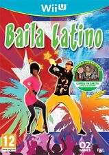 Baila Latino WIIU - totalmente in italiano
