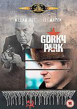 Gorky Park DVD Region 2 PAL