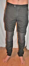 KOTO BLACK  detailed knee mens  32 X 30 Slim fit