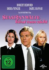 DVD * STAATSANWÄLTE KÜSST MAN NICHT | ROBERT REDFORD # NEU OVP