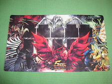 YuGiOh Playmat - Black Rose / Stardust Dragon - Brand New Custom Mat