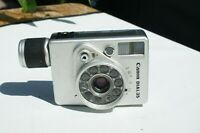 Vintage Retro Canon Dial 35 35mm Film Camera UNTESTED