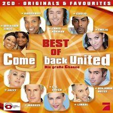 Comeback United-Die große Chance-Best of (2004, Pro7) Chris Norman, Lim.. [2 CD]