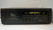 Nakamichi Cr-7 3head cassette deck Dolby B,C . remote