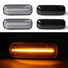 Pair LED Side Marker Light Fender Indicator Turn Signal For 96-00 HONDA Civic