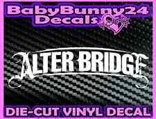 ALTER BRIDGE Vinyl DECAL Sticker Car Truck Laptop Rock Metal Band Alterbridge