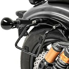 Supporti Telaietti Borse laterali Fehling Yamaha XV 950 14-17 nero