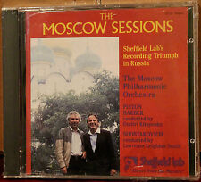 SHEFFIELD LAB CD 26: THE MOSCOW SESSIONS Volume 2 - 1987, USA, OOP, SEALED