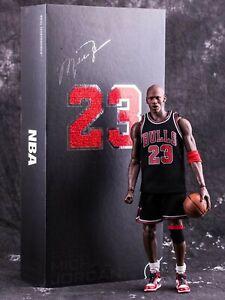 1:6 Scale Real Masterpiece NBA Michael Jordan Action Figure Full Set New In Bo