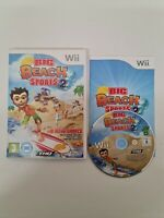 Big Beach Sports 2 for Nintendo Wii Game Complete - Many Games
