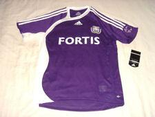 Anderlecht Soccer Jersey Belgium Adidas Football Shirt Maillot Trikot NEW