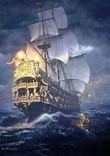 On The High Seas: Schmidt Sarel Theron Jigsaw Puzzle 1000 pieces 58191