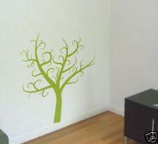Árbol Adhesivo de pared pegatina pared Lámina Decorativa Cuadro B0 75cm