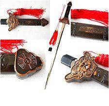 KungFu Chinese Gong Fu Training Perform TaiChi Sword Taiji Magic Scalable Blade