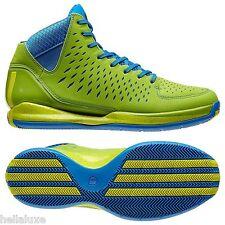 NEW~Adidas ROSE 3 FRESH PRINCE Derrick crazy Basketball light fast Shoes~Mens 14