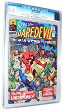 Marvel Comics DAREDEVIL Vol 1 No 19 CGC 8.5 Gladiator Masked Marauder SILVER AGE