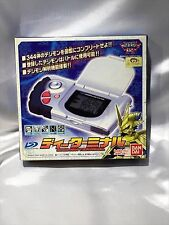 New Digimon Adventure02 D-Terminal D3 Digivice Link System F/S