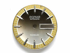 Esfera Dial POMAR AUTOMATIC INCABLOC pieza recambio calibre ETA 2789 dia 29mm