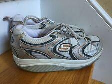 Skechers Shape Up 10M(UK Size 7)excellent Condition